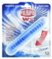 Блок для унитаза с ароматом океана Pulirapid Ocean